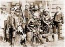 Участники экспедиции на Соловки (шестой слева - В.М. Шимкевич), 1893 г.